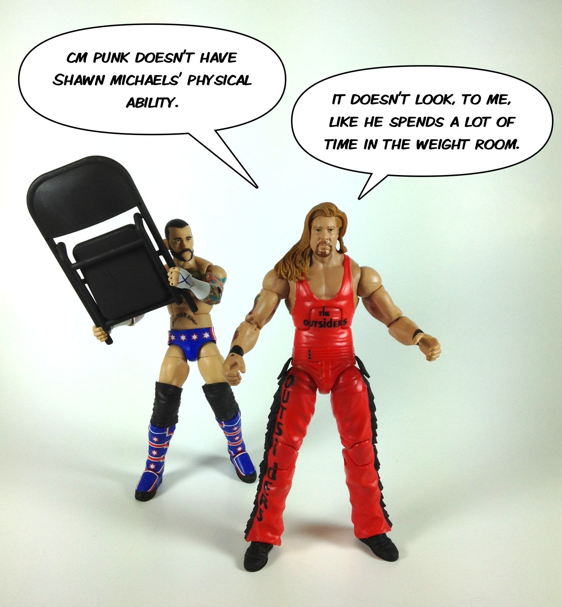 Cm Punk Mattel Wwe Elite Series 6 Toy Wrestling Action